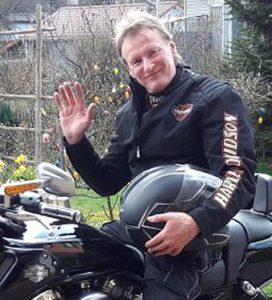 Road Captain Ulli Kaerner